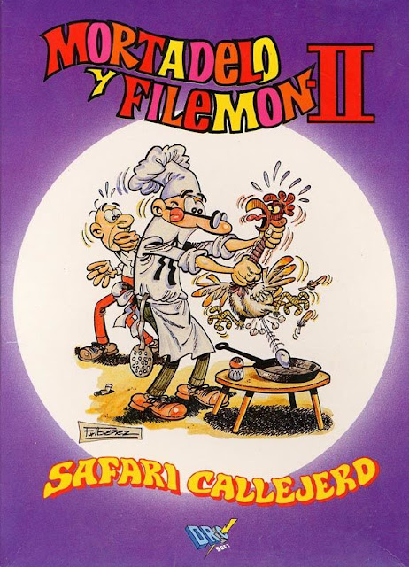Mortadelo y Filemón II: Safari callejero