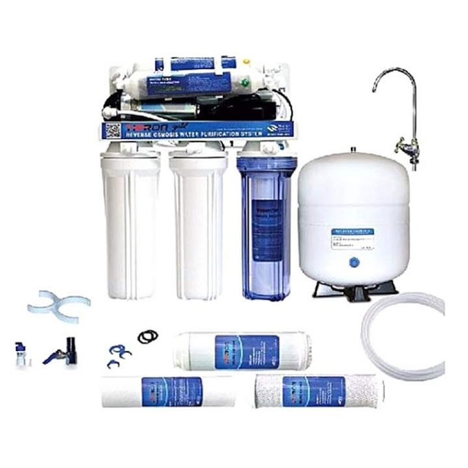 Heron GRO-060-M mineral reverse osmosis 6 stages water purifier .Heron Gold water purifier price in bd.