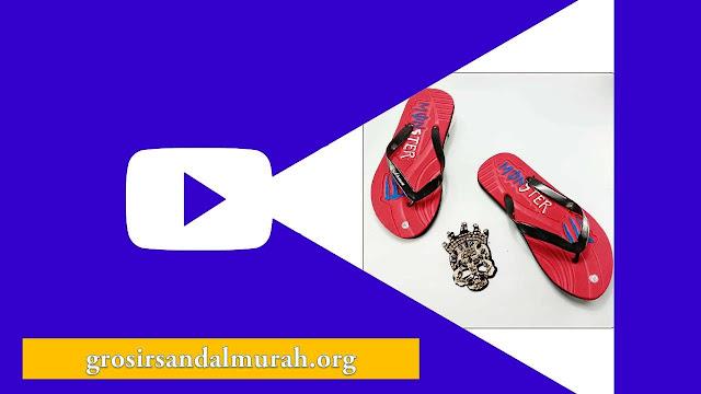 grosirsandalmurah.org - Sandal Pria - Sandal Social Simplek