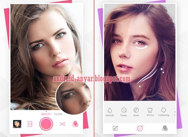 Aplikasi edit foto android efek penghapus jerawat di muka dengan mudah dan gratis
