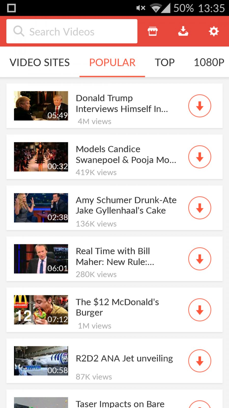 Youtube Downloader For Android Download: SnapTube For Android Download YouTube Music And HD Video