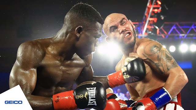 Richard Commey KOs Ray Beltran