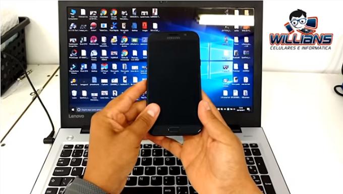 Aprenda como Instalar a Firmware (Stock Rom) nos aparelhos Sansung Galaxy A7 2017 SM-A720, A720F.