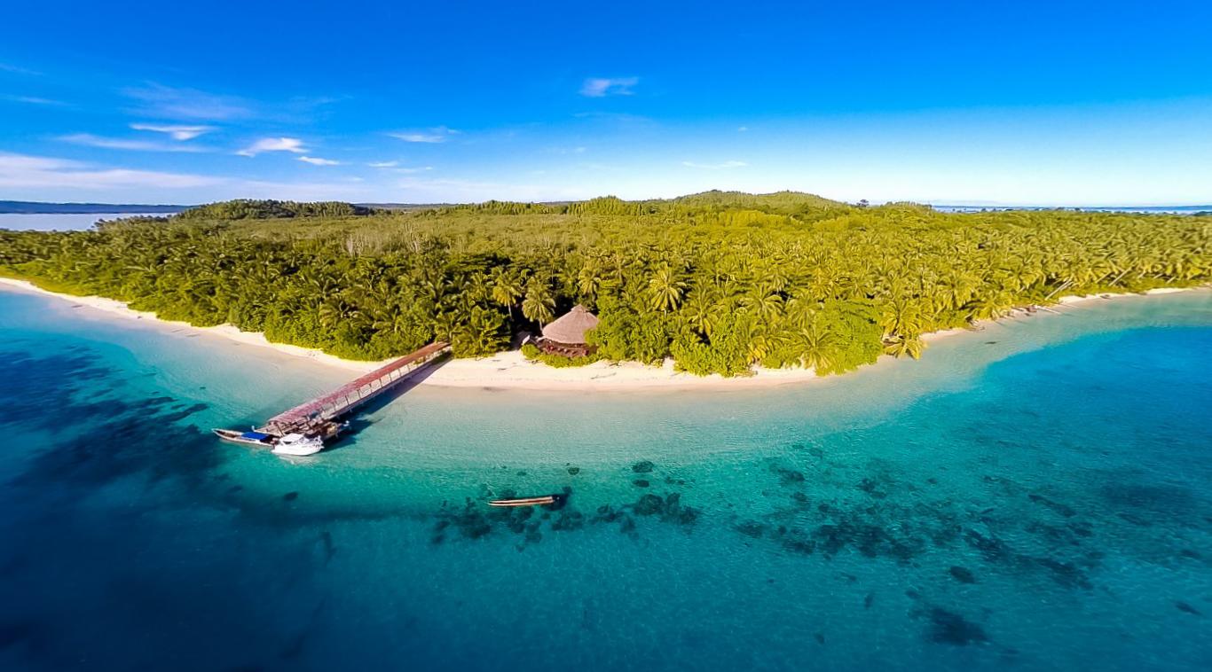 5 wisata alam di indonesia cewek cantik rayuan pulau kelapa dan manis