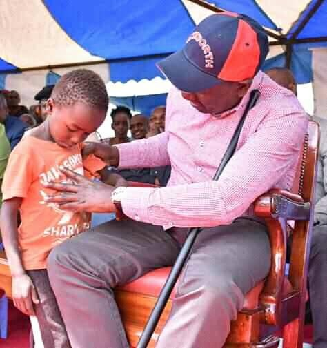 Ruto%2Bpr%2B2 - Desperate WILLIAM RUTO continues using kids in his PR stunts as he desperately hunts for 2022 votes(PHOTOs).