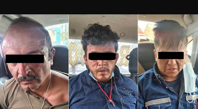 URGENTE: Supuestos trabajadores de IZZI secuestran a familia en Ecatepec