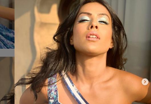 Nia Sharma appeared in 'Naagin 4',