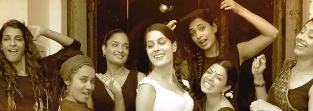 Tinko Ke Sahare Lyrics - Angry Indian Goddesses (2015) | Kary Arora
