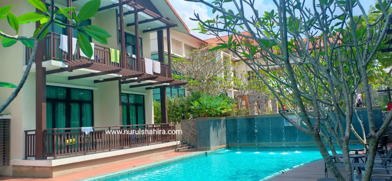 5 Perkara Menarik Yang Aku Suka di Kinrara Resort Puchong