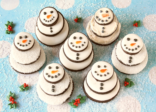 Stacked Snowman   LilaLoa: Stacked Snowman