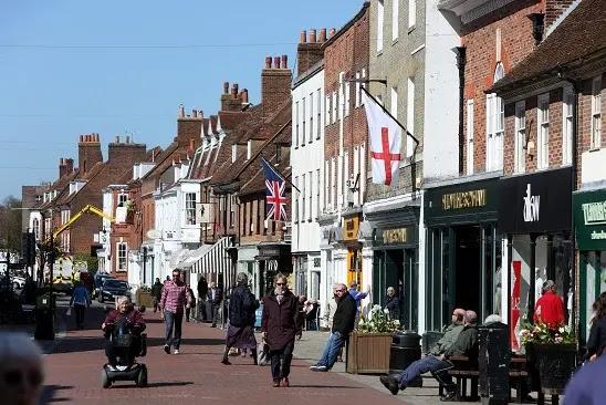 Chichester west sussex england