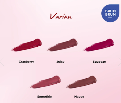lip cream brunbrun