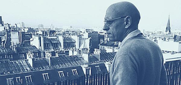 Michel Foucault:  Soy un artista de fuegos artificiales.