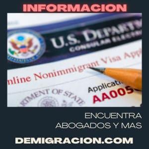 Informacion sobre migraciones