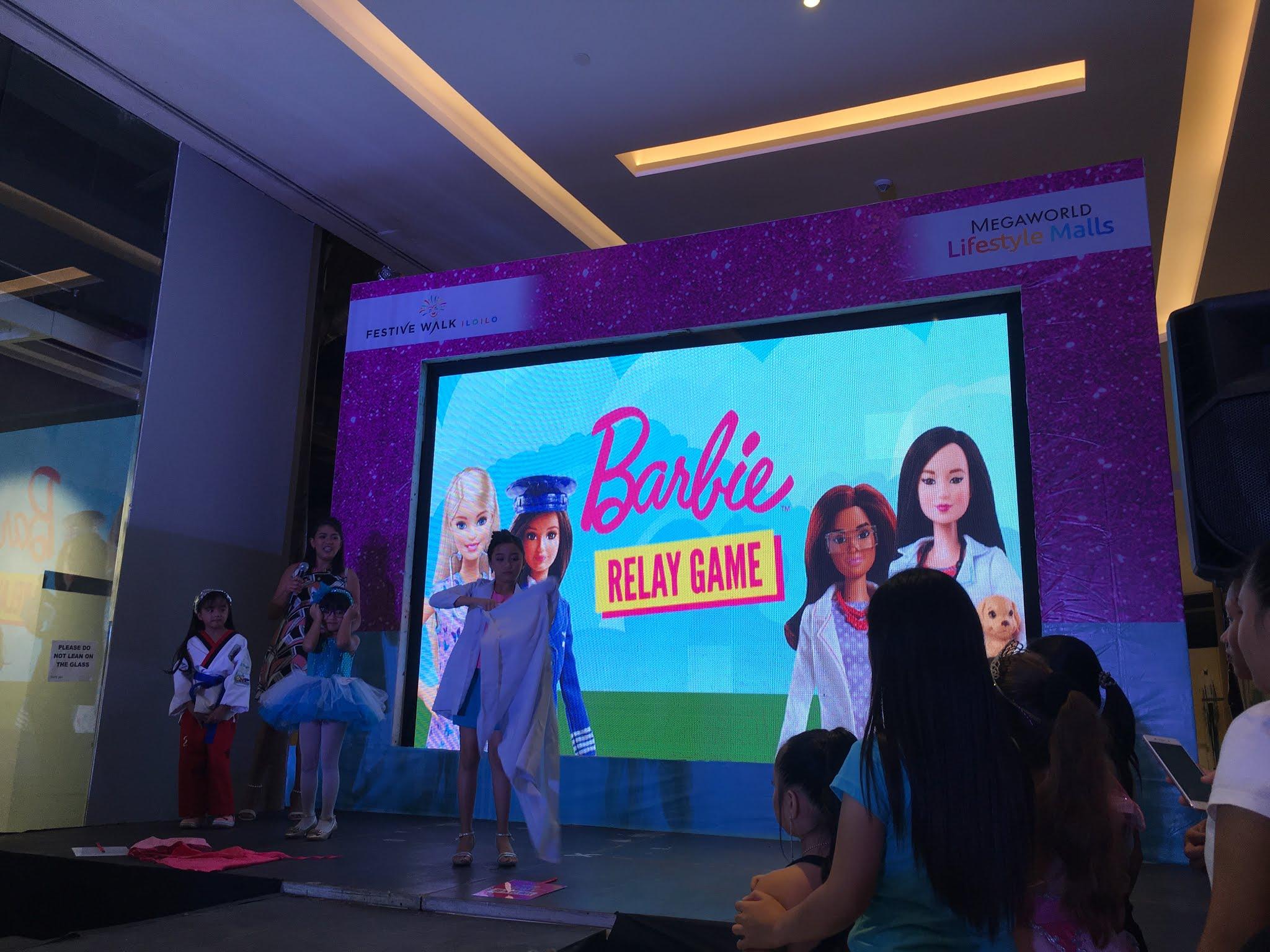 Barbie, Festive Mall, Glifestyleph, Gina Juarez