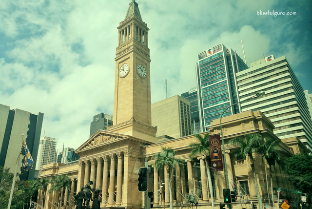 Brisbane Day Tour
