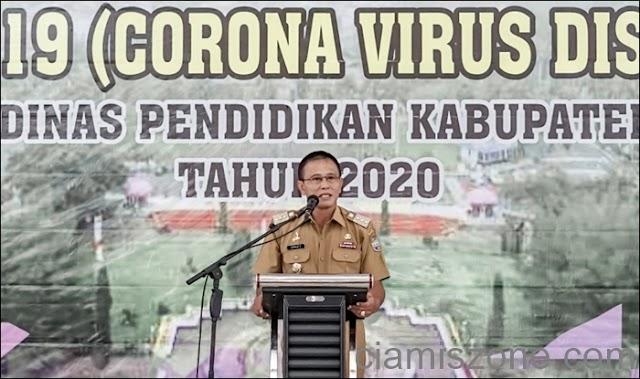 Jangan Takut, Antisipasi Corona dengan Hidup Sehat