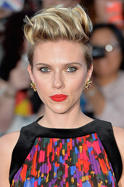 2nd place. Scarlett Johansson - 35.5 million dollars