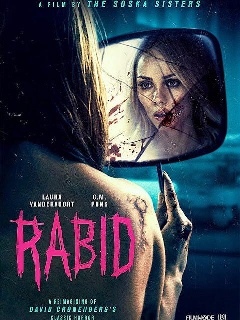 Sinopsis Film Horror Rabid (2019)