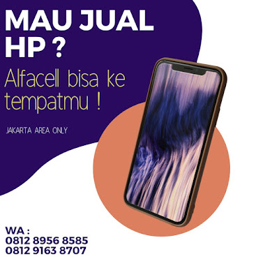 Jual HP bisa datang ke rumah dan kantor Jakarta ITC Cempaka Mas