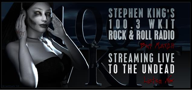 Ouça a rádio de Stephen King