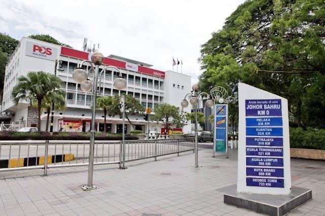 0 KM Johor Bahru