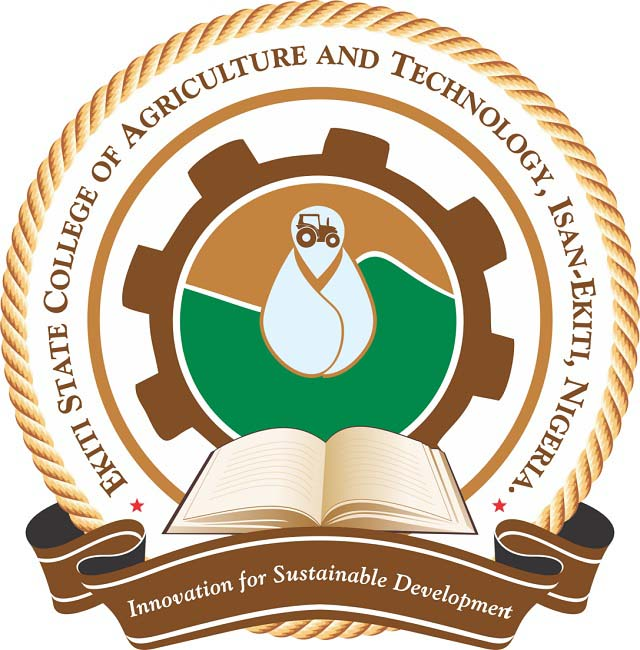 Ekiti State College of Agriculture and Technology (EKSCAT) Recruitment 2020 for Academic & Non-Academic Job Vacancies