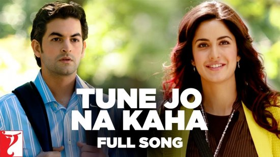 Tune Jo Na Kaha Lyrics New York | John | Katrina | Neil | Mohit Chauhan