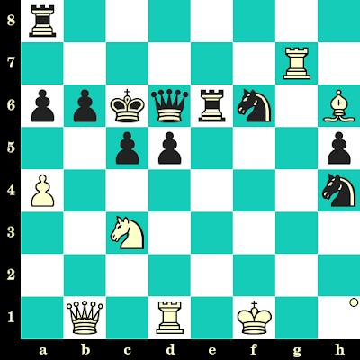 Les Blancs jouent et matent en 2 coups - Kaido Kulaots vs Felix Levin, Gausdal, 2006