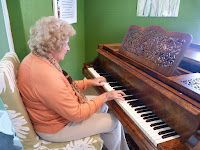 Dementia care, memory care and the piano.