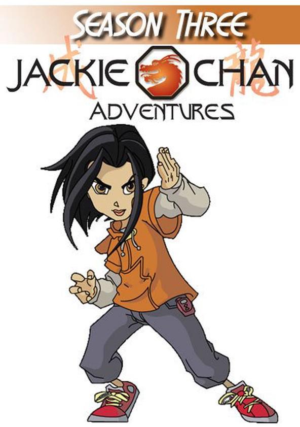 Jackie Chan adventure (season 3) tamil episode download