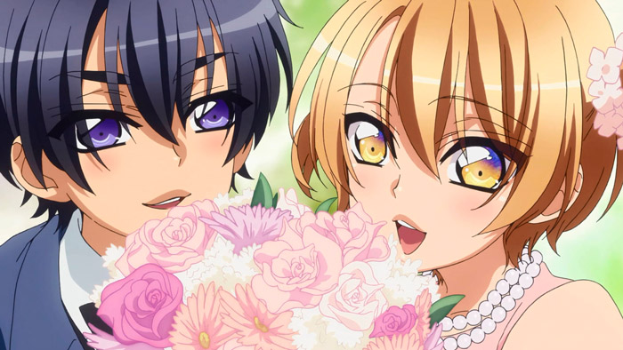 Love Stage!! anime