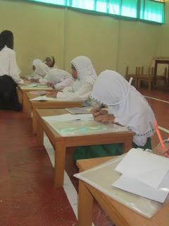 Orientasi Dokter Kecil MI Al Raudlah Bekerjasama dengan Puskesmas Banjarmasin Selatan