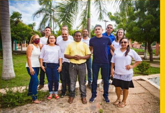 SINTRAED: Chapa do professor Adailson Sousa vence eleição com mais de 95% dos votos