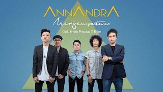 Lirik Lagu Menjemputmu - Annandra