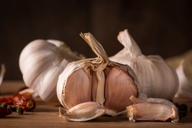 Benefits of red garlic