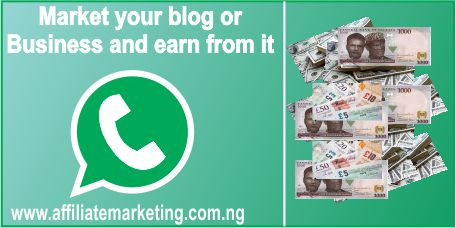 Market your business/blog with WhatsApp Group