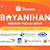 Shopee launches Shopee Bayanihan,focused on providing support for medical front liners and Filipinos in need