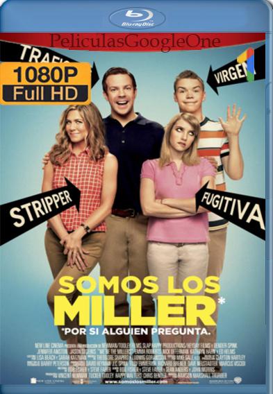¿Quién mierda son los Miller? [2012] [1080p BRrip] [Latino-Inglés] – StationTv