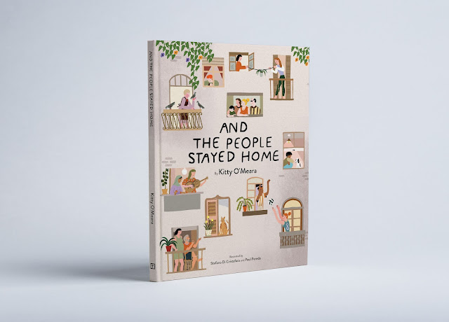 "Kitty O'Meara's Hopeful Poem ""And The People Stayed Home"" About The Pandemic to Be Published as an Illustrated Book by Tra Publishing"