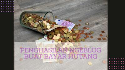 Pendapatan Blogger