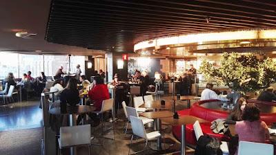 Novena planta de El Corte Inglés de Callao, zona Gourmet Experience