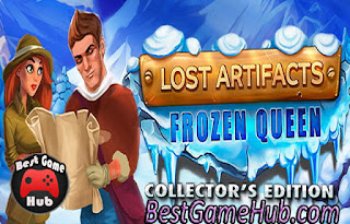 Lost Artifacts 5 Frozen Queen CE PC Game Download