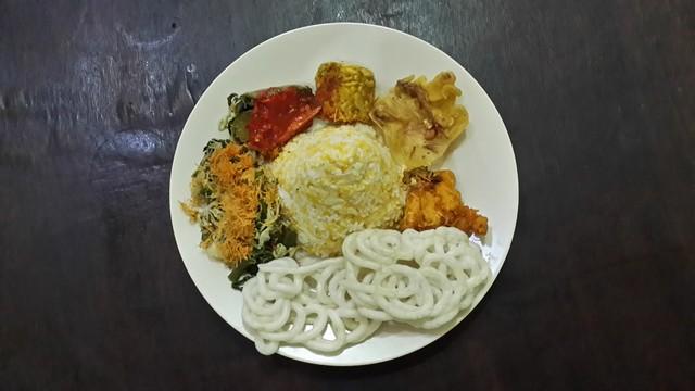 Nasi Jagung;Nasi Jagung, Kuliner Tradisional di Dekat Rumah;