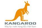 logo may loc nuoc kangraroo