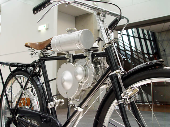 Honda Type-A prototype - right detail