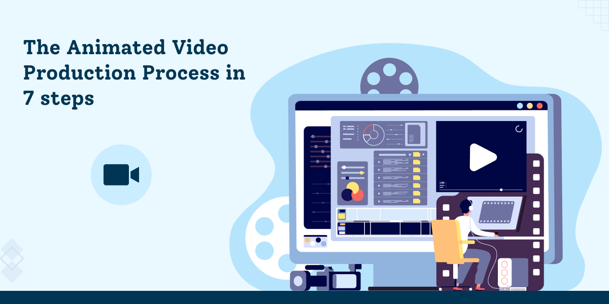 Animated Video Production Process