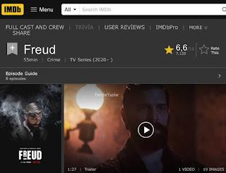 Freud Dizi İnceleme