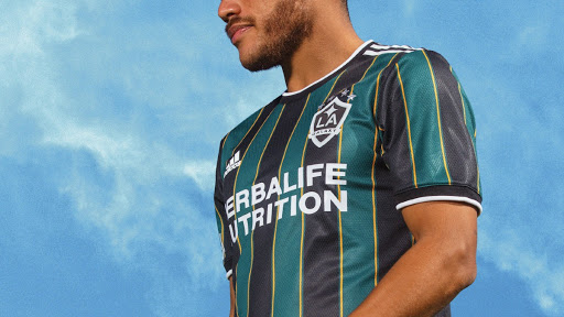 LA Galaxy 2021 Away Kit