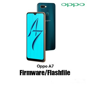 Oppo A7 CPH1901 Flash File Stock Firmware